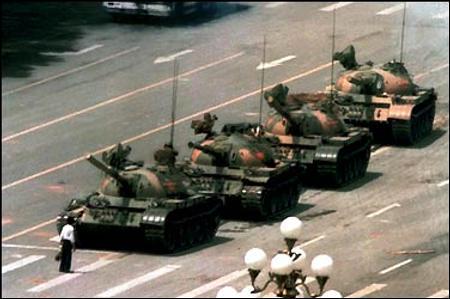 Tiananmensquaretanks